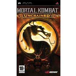 Warner Bros Entertainment MORTAL KOMBAT UNCHAINED PSP ESSENTIALS - PSP