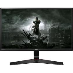 Monitor LED LG Gaming 24MP59G-P 23.8 inch 1 ms Black FreeSync 75Hz