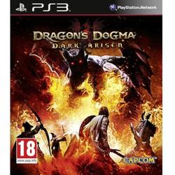 CAPCOM DRAGONS DOGMA DARK ARISEN - PS3