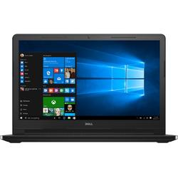 "Laptop Dell Inspiron 3552 Intel Celeron N3060 up to 2.48 GHz, Braswell, 15.6"", 4GB, 500GB, DVD-RW, Intel HD Graphics, Windows 10 Home, Black"