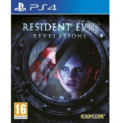 CAPCOM RESIDENT EVIL REVELATIONS - PS4