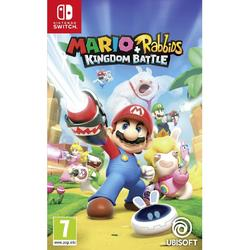 Ubisoft Ltd MARIO + RABBIDS KINGDOM BATTLE - SW