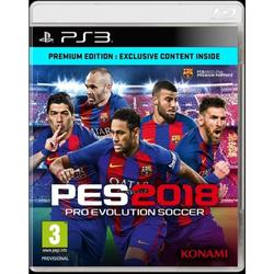 PRO EVOLUTION SOCCER 2018 PREMIUM EDITION - PS3