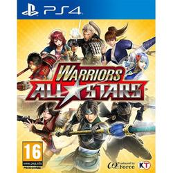 WARRIORS ALL STARS - PS4