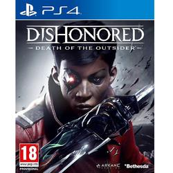 Bethesda DISHONORED DEATH OF THE OUTSIDER - PS4
