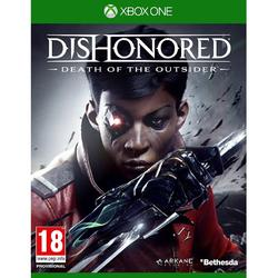 Bethesda DISHONORED DEATH OF THE OUTSIDER - XBOX ONE