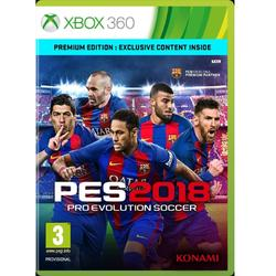 PRO EVOLUTION SOCCER 2018 PREMIUM EDITION - XBOX360
