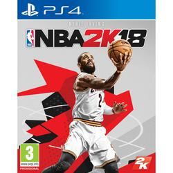 TAKE 2 INTERACTIVE NBA 2K18 - PS4