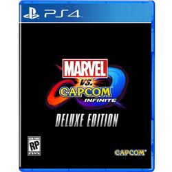 MARVEL VS CAPCOM INFINITE DELUXE EDITION - PS4