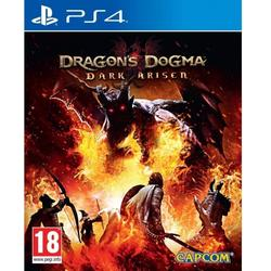 DRAGONS DOGMA DARK ARISEN HD - PS4