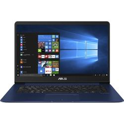 Ultrabook ASUS 15.6'' ZenBook UX530UQ, FHD, Intel Core i7-7500U , 8GB DDR4, 512GB SSD, GeForce 940MX 2GB, Win 10 Pro, Blue