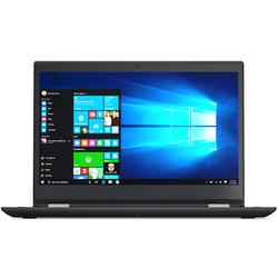 Laptop 2-in-1 Lenovo 13.3'' ThinkPad Yoga 370, FHD IPS Touch,  Intel Core i5-7200U , 8GB DDR4, 512GB SSD, GMA HD 620, 4G LTE, FingerPrint Reader, Win 10 Pro, Black