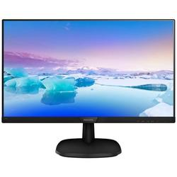 "Monitor LED 27"", PHILIPS,  FHD,  IPS, 5 ms, , HDMI, VGA, DVI, VESA, Black"