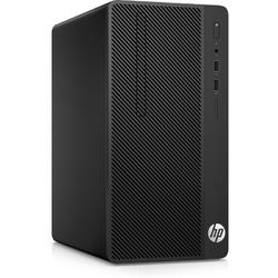 Sistem desktop HP 290 G1 MT, Intel Core i3-7100 3.9GHz , 4GB DDR4, 256GB SSD, GMA HD 630, FreeDos