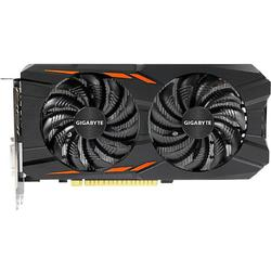 Resigilat Placa video GIGABYTE GeForce GTX 1050 Ti Windforce OC 4GB DDR5 128-bit