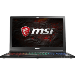 Laptop MSI Gaming 15.6''  GS63VR 7RG Stealth Pro, FHD, Intel Core i7-7700HQ, 16GB DDR4 (2*8), 1TB + 256GB SSD, Geforce GTX 1070, 8GB GDDR5 , Black