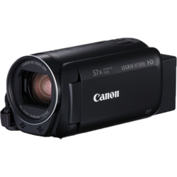 Canon Camera video Legria HF R87, Full HD , zoom optic 32 x , Wi-Fi,  Face Detection Technology