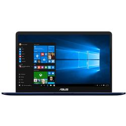 Ultrabook ASUS 15.6'' ZenBook Pro UX550VE, FHD, Intel Core i7-7700HQ , 8GB DDR4, 256GB SSD, GeForce GTX 1050 Ti 4GB, Win 10 Home, Royal Blue