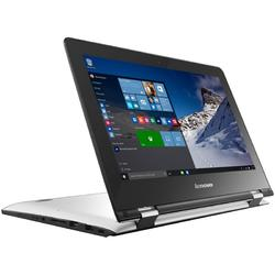 "Laptop 2-in-1 Lenovo 11.6"" Yoga 300-11 (Flex 3), HD Touch,  Intel Celeron N3060 , 4GB, 32GB eMMC, GMA HD 400, Win 10 Home, White"