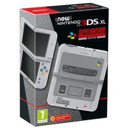 Nintendo NEW 3DS XL SNES LIMITED EDITION CONSOLE - GDG