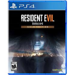 CAPCOM RESIDENT EVIL 7 BIOHAZARD GOLD - PS4