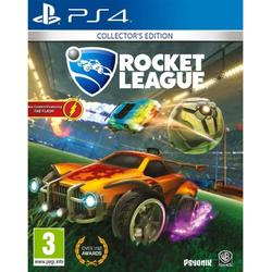 ROCKET LEAGUE COLLECTORS EDITION - PS4