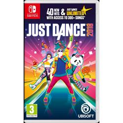 Ubisoft Ltd JUST DANCE 2018 - SW