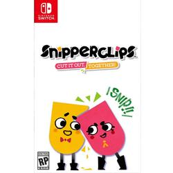 Nintendo SNIPPERCLIPS - SW