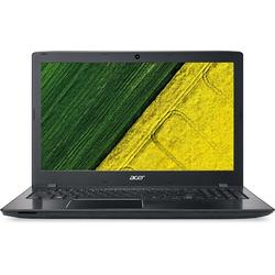 Laptop Acer 15.6'' Aspire E5-576G, FHD,  Intel Core i7-8550U , 4GB, 1TB, GeForce MX150 2GB, Linux, Black
