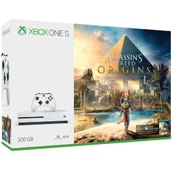Consola Microsoft Xbox One Slim 500 GB + Joc Assassin's Creed Origins