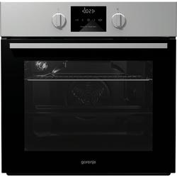 Cuptor incorporabil Gorenje BO635E05XK, 65 l, Multifunctional, Display, Inox antiamprenta