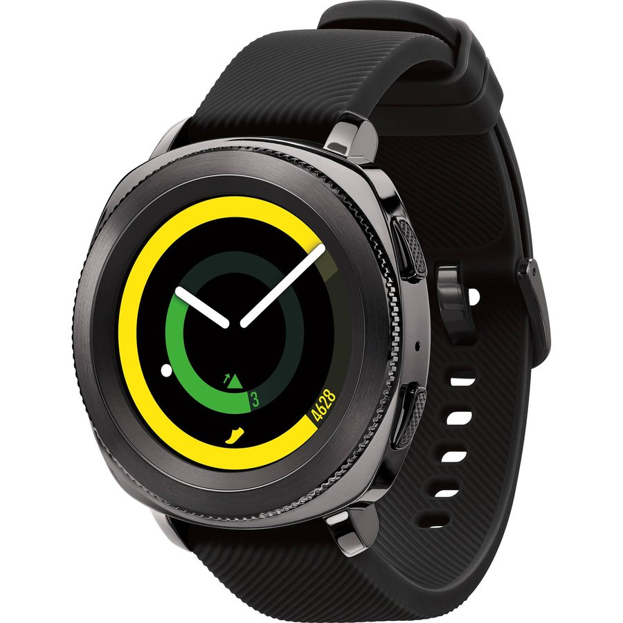 Ceas smartwatch Gear Sport, Black