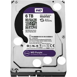 Hard disk Western Digital New Purple 6TB SATA-III IntelliPower 64MB