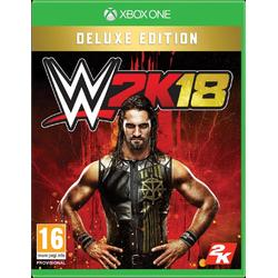 TAKE 2 INTERACTIVE WWE 2K18 DELUXE EDITION - XBOX ONE