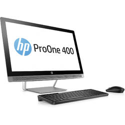 "Sistem All-In-One HP 23.8"" ProOne 440 G3, FHD,  Intel Core i3-7100T 3.4GHz , 4GB, 500GB HDD, GMA HD 630, Win 10 Pro"
