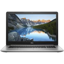 Laptop DELL 17.3'' Inspiron 5770 (seria 5000), FHD,  Intel Core i3-6006U , 8GB DDR4, 1TB, GMA HD 520, Linux, Silver