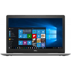Laptop DELL 15.6'' Inspiron 5570, FHD,  Intel Core i5-8250U , 8GB DDR4, 1TB + 128GB SSD, Radeon 530 4GB, FingerPrint Reader, Win 10 Home,Silver