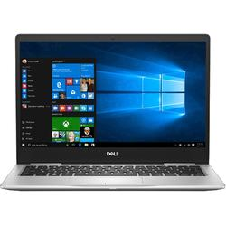 Laptop DELL 15.6'' Inspiron 7570 (seria 7000), FHD IPS Touch,  Intel Core i7-8550U , 8GB DDR4, 1TB + 256GB SSD, GeForce 940MX 2GB, Win 10 Pro, Platinum Silver