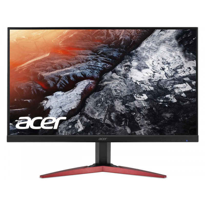 Monitor LED Acer Gaming KG251QF 24.5 inch 1ms Black/Red