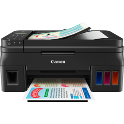 Multifunctionala Canon Pixma G4400, Inkjet, Color, Format A4, Fax, Wi-Fi