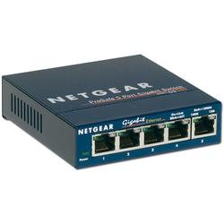 NETGEAR Switch 5 porturi Gigabit, Prosafe GS105