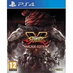 CAPCOM STREET FIGHTER 5 ARCADE EDITION - PS4