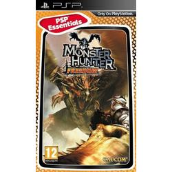 CAPCOM MONSTER HUNTER FREEDOM ESSENTIALS - PSP