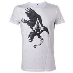 Bioworld Europe ASSASSINS CREED SYNDICATE CROW WHITE TSHIRT XL