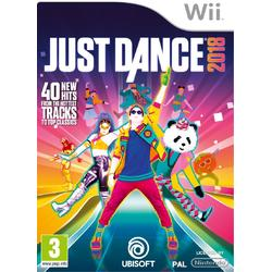 Ubisoft Ltd JUST DANCE 2018 - WII