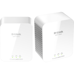 D-Link PowerLine AV2  2000 HD Gigabit, Starter Kit