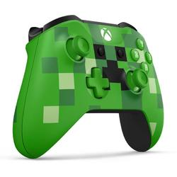 Microsoft Xbox ONE S Wireless Controller - Minecraft Creeper Limited edition