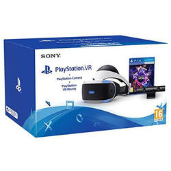 Sony PlayStation VR + Camera + VR Worlds (hard bundle)
