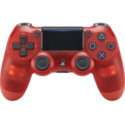 Sony PS4 Dualshock Controller Translucent Red