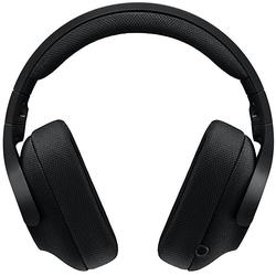 Logitech Casti gaming G433 surround 7.1, Black
